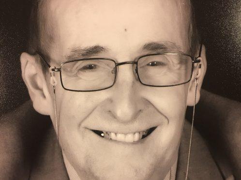 Alan Cowie.