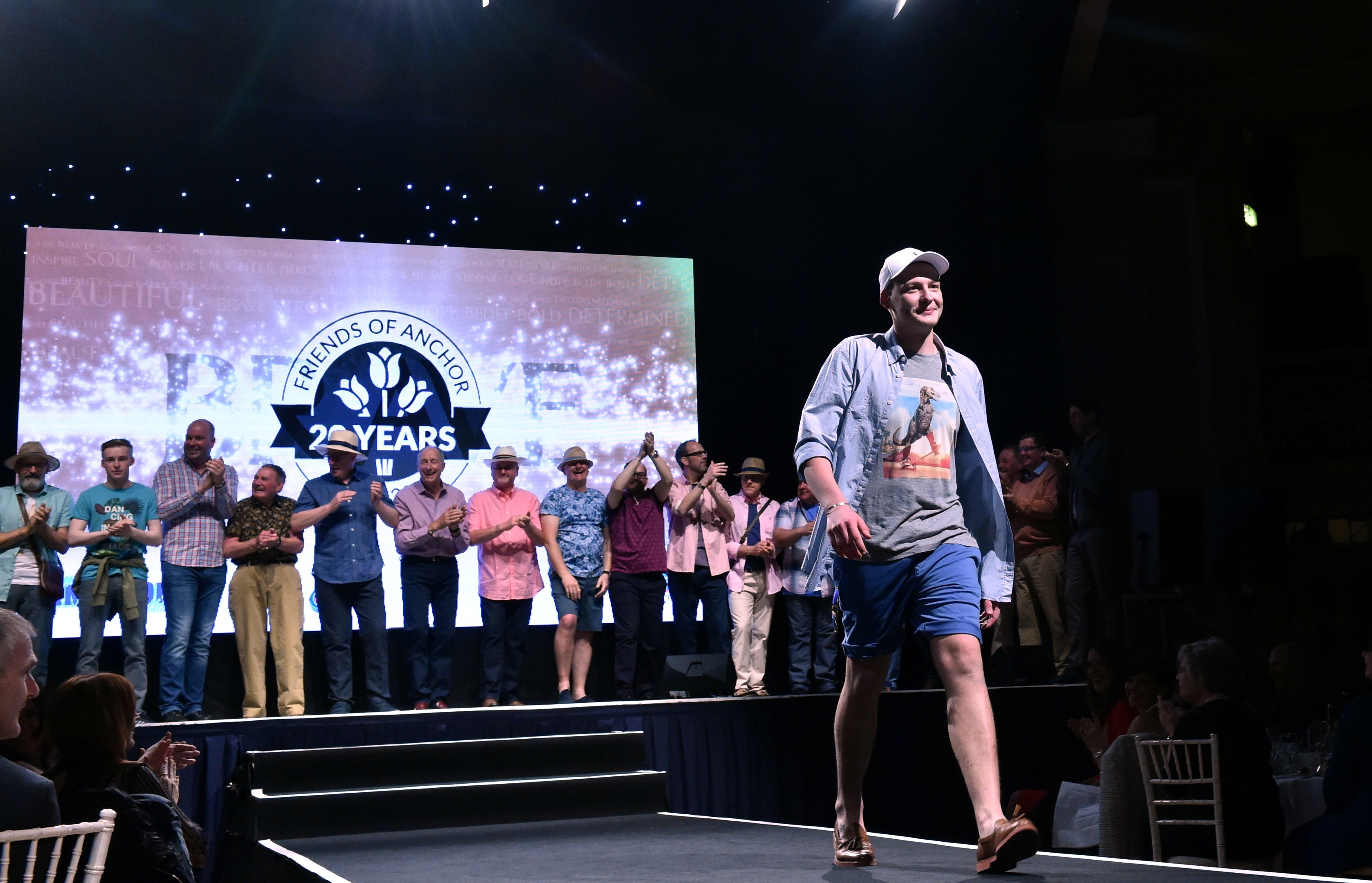 The search is on for Courage on the Catwalk and Brave models