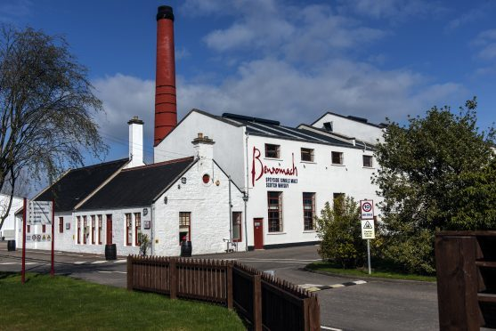 Benromach Distillery reopened in the 1990s.