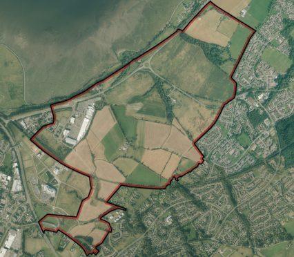 Plans for East Inverness development