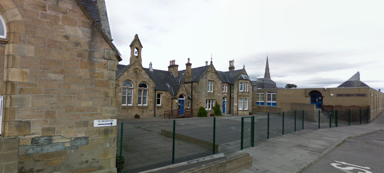 Park Primary School in Alness
