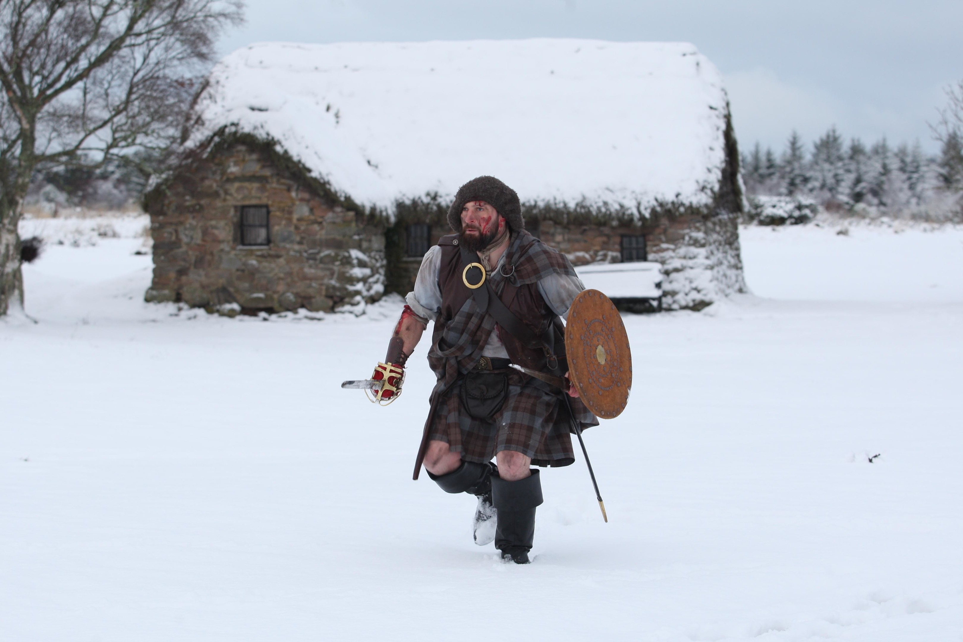 Historic cottage on Culloden Battlefield to open after 10 year wait