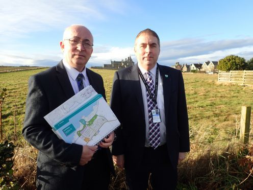 Moray Council's planning committee chairman, Marc Macrae, and Heldon and Laich councillor James Allan both opposed the plans.