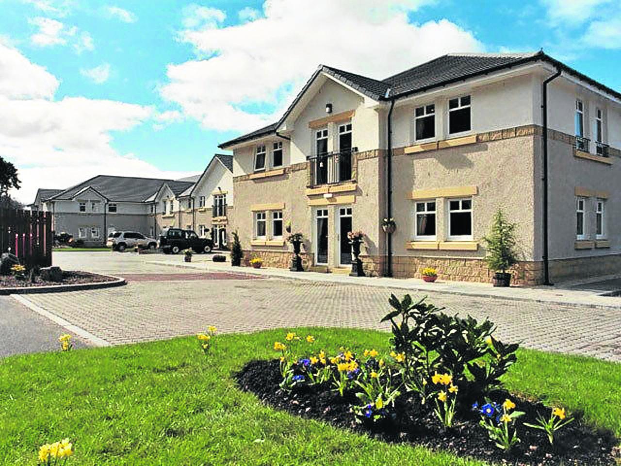 Lynn of Lorne Care Home in Benderloch