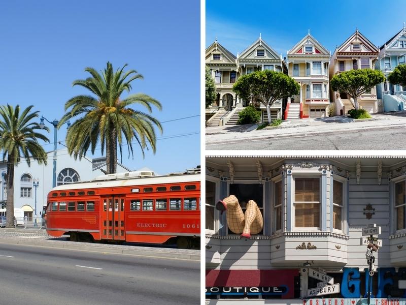 San Francisco - Neighbourhoods