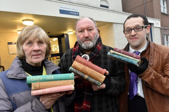 Stonehaven and District Community Council launched a campaign to persuade  Aberdeenshire Council to scrap plans to transfer ownership to an arms-length trust. (Picture: Kenny Elrick)