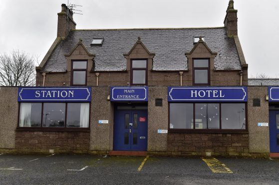 The Station Hotel at Hatton