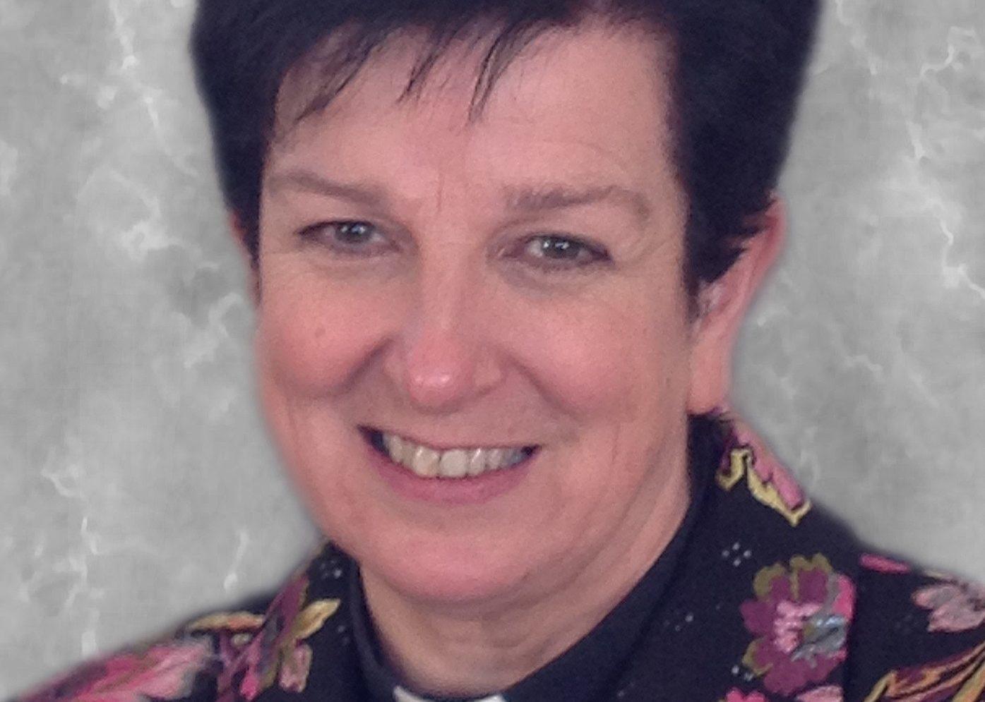 Canon Anne Dyer. (Picture: Scottish Episcopal Church/PA Wire)