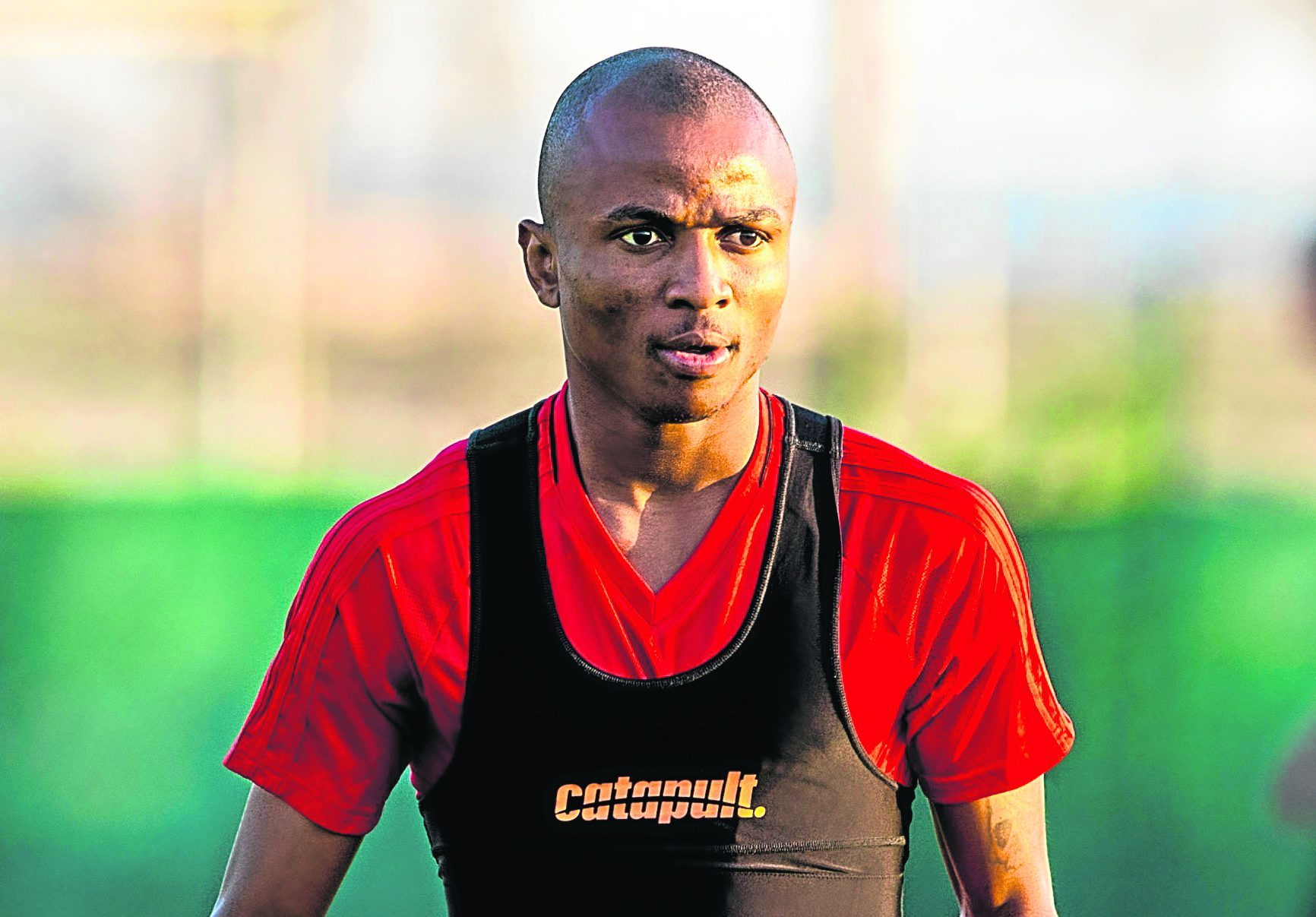 Chidi Nwakali made his first start for Aberdeen.