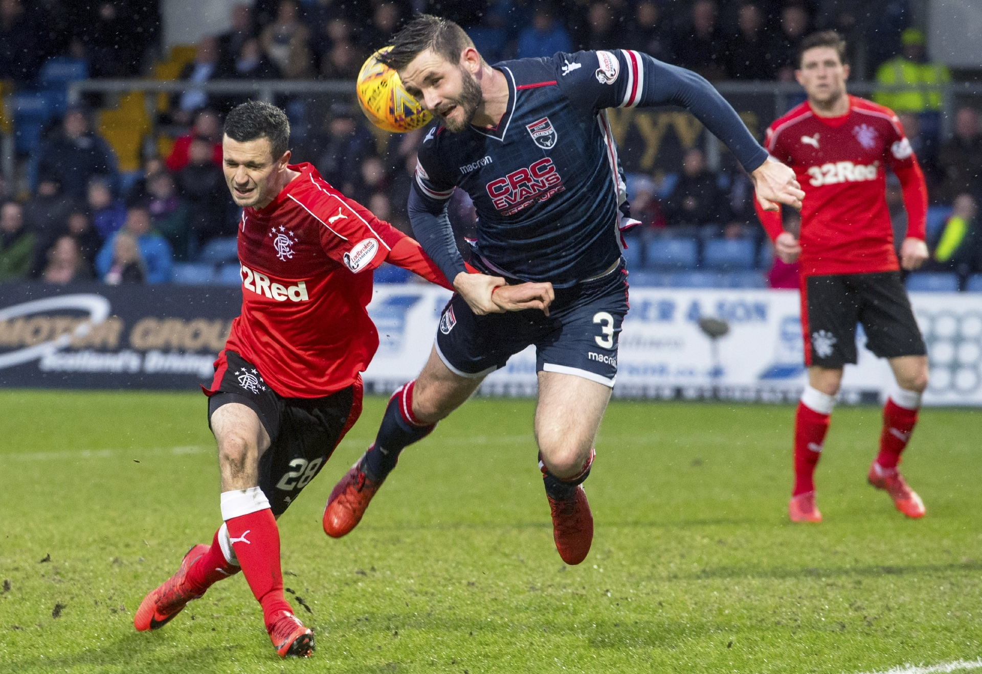 Jason Naismith has been linked with a return to Ross County
