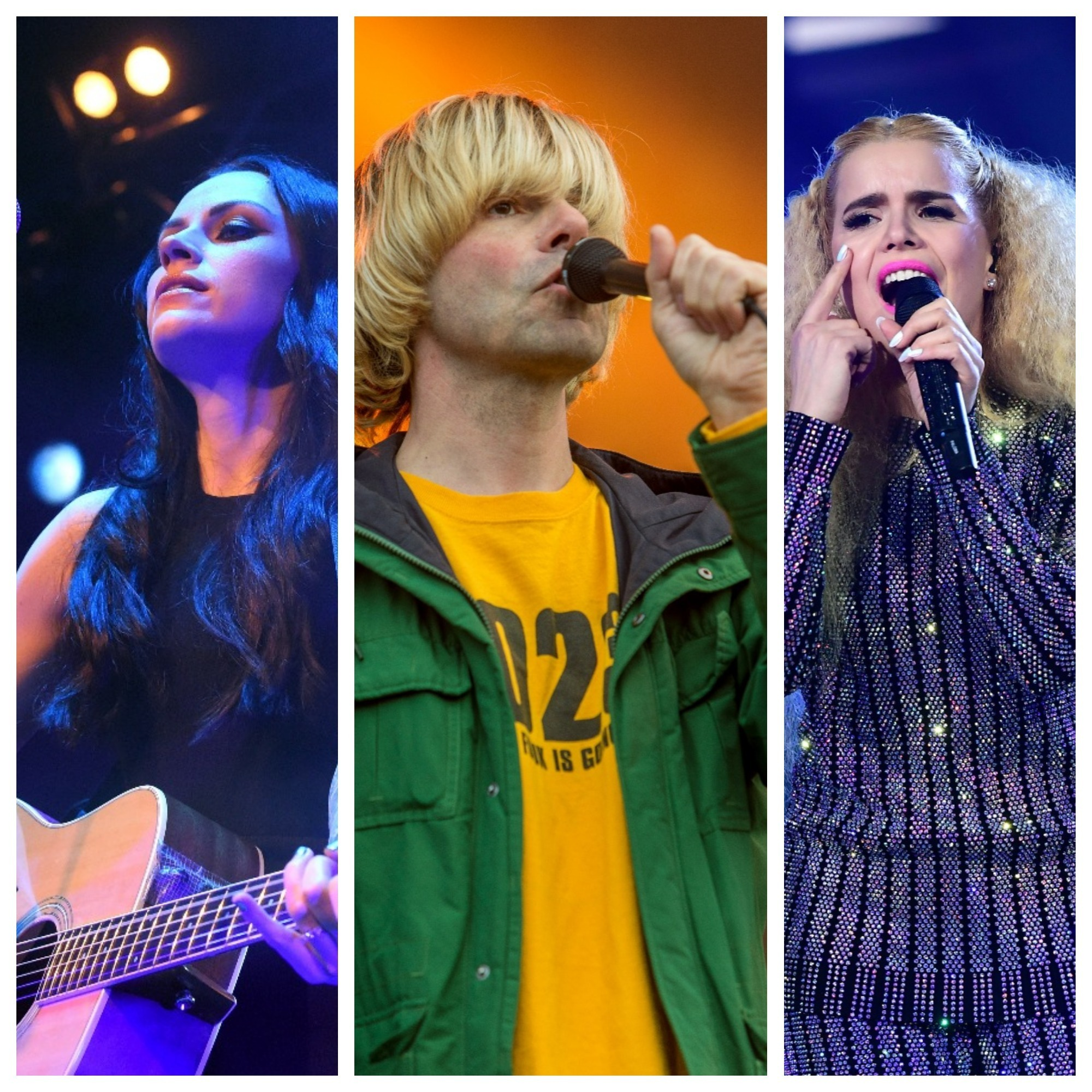 Paloma Faith, the Charlatans and Amy Macdonald will headline this year's Belladrum festival.
