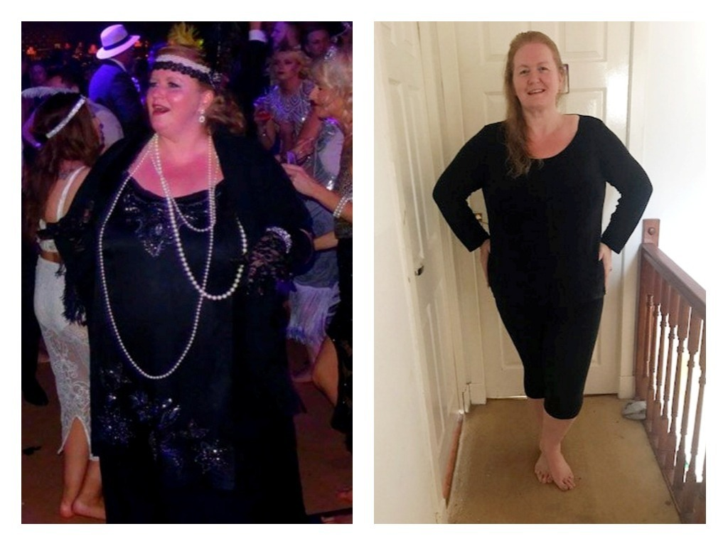 Marney: Before and after