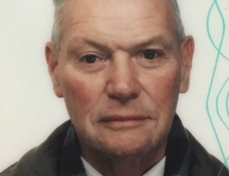 William Ritchie has not been seen since January 2018.