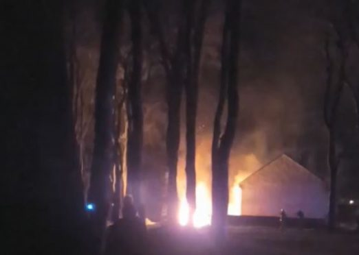 A 14-year-old has been charged in connection with Aberdeen shed fires