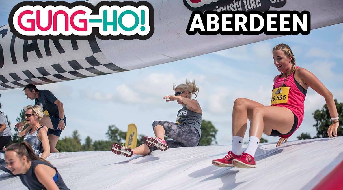 Inflatable fun run coming to Aberdeen this year