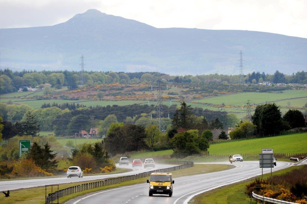 The Scottish Government has committed to dualling the A96 between Inverness and Aberdeen in its entirety.