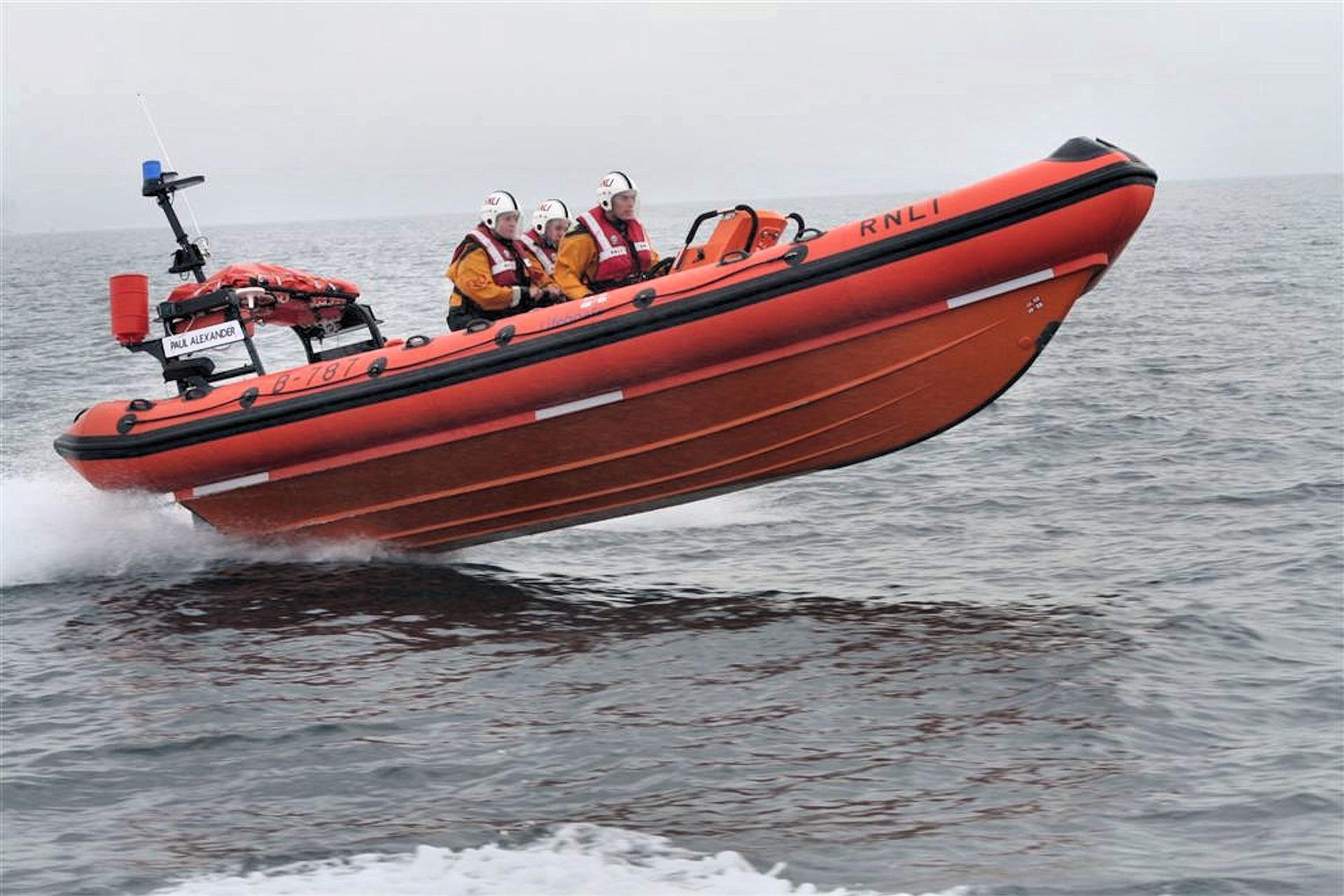 The coastguard has been sent to assist