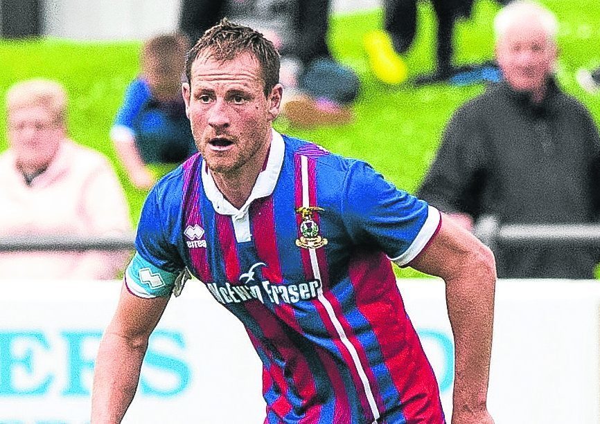 Gary Warren has been told he can leave Caley Thistle.