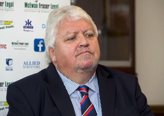 Graham Rae resigned as chairman last week.