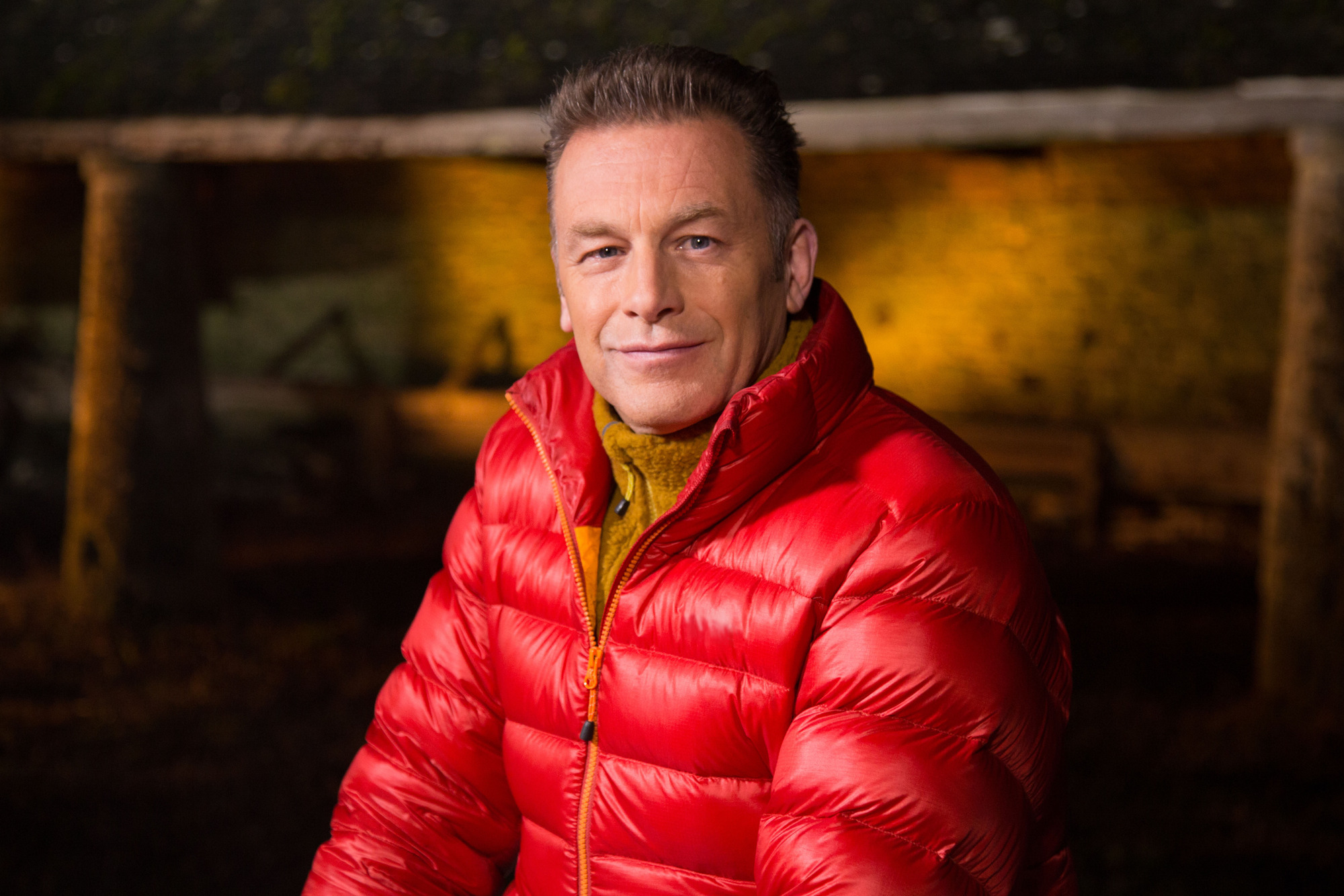 Chris Packham backs Trees for Life crowdfunding page.