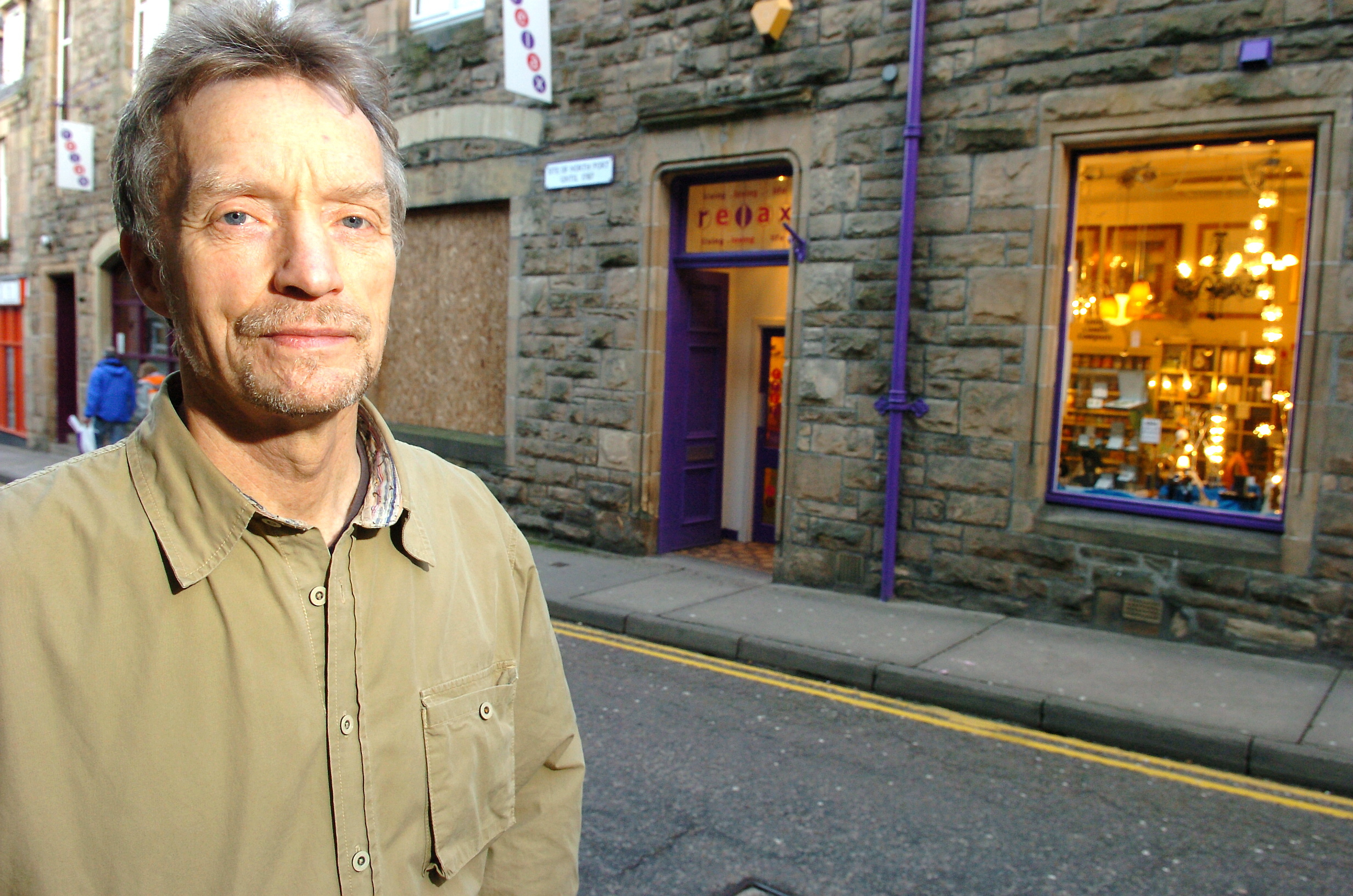 """""""Relax, don't do it"""" - sadness as Elgin shop closes after 32 years"""