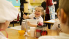Ready, steady, bake: pupils from the north compete in bake-off