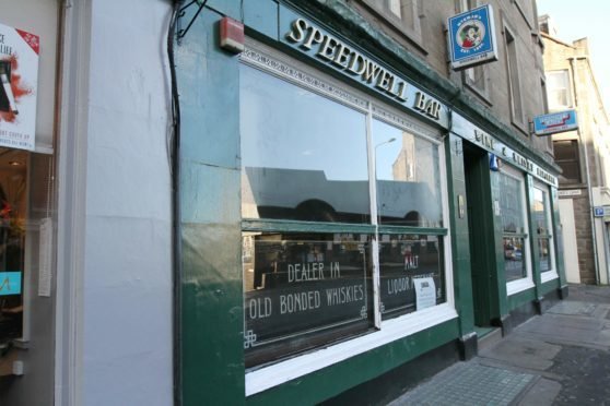 Speedwell Bar, Dundee