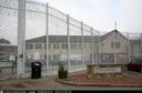 HM YOI Polmont Prison.