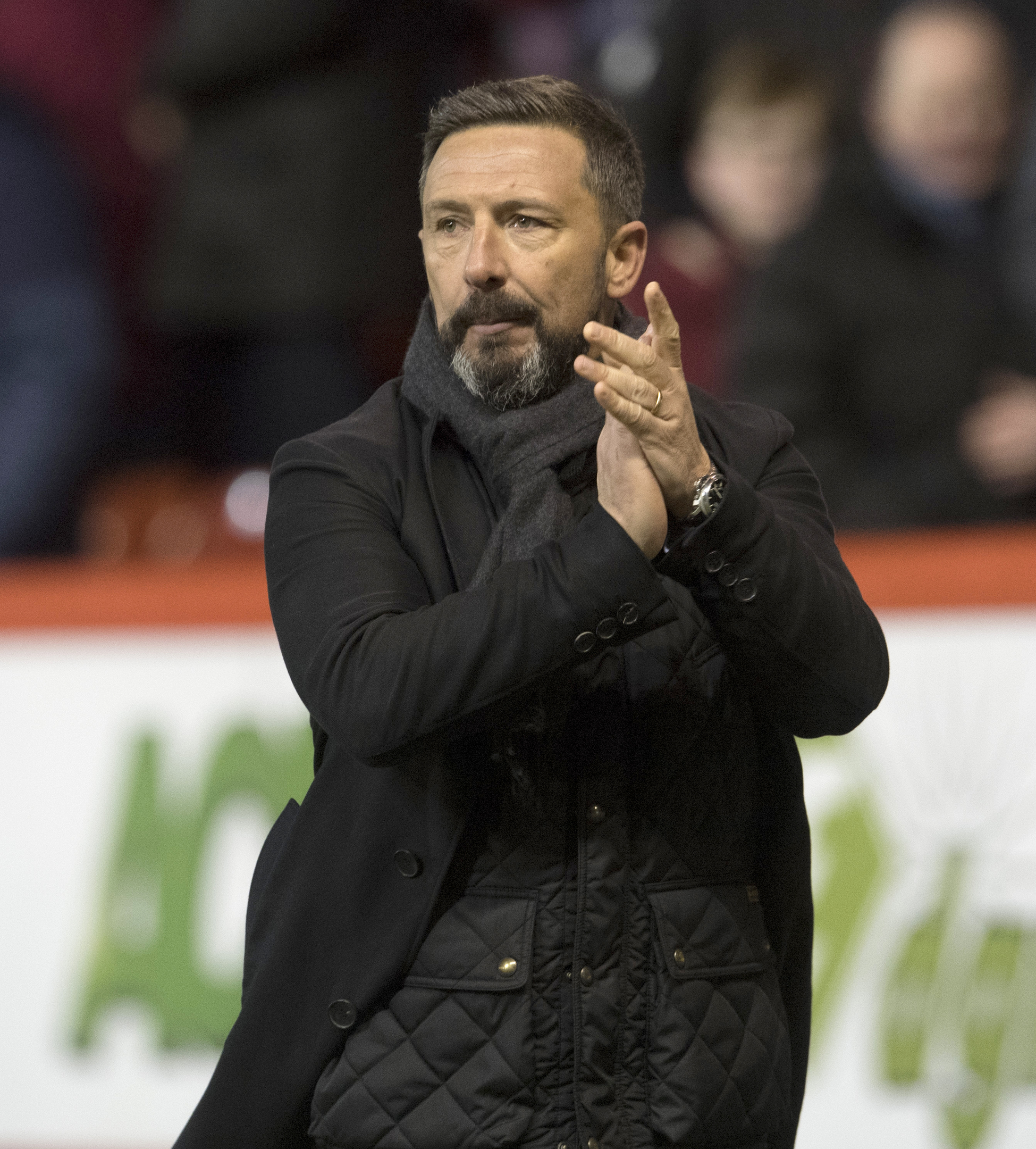 Aberdeen manager Derek McInnes has been linked with the West Brom job.