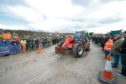 Thainstone's machinery sales are held eight times a year.   ANM Group, Aberdeen and Northern Marts Machinery Auction at Thainstone Centre  Picture by Michal Wachucik / Abermedia