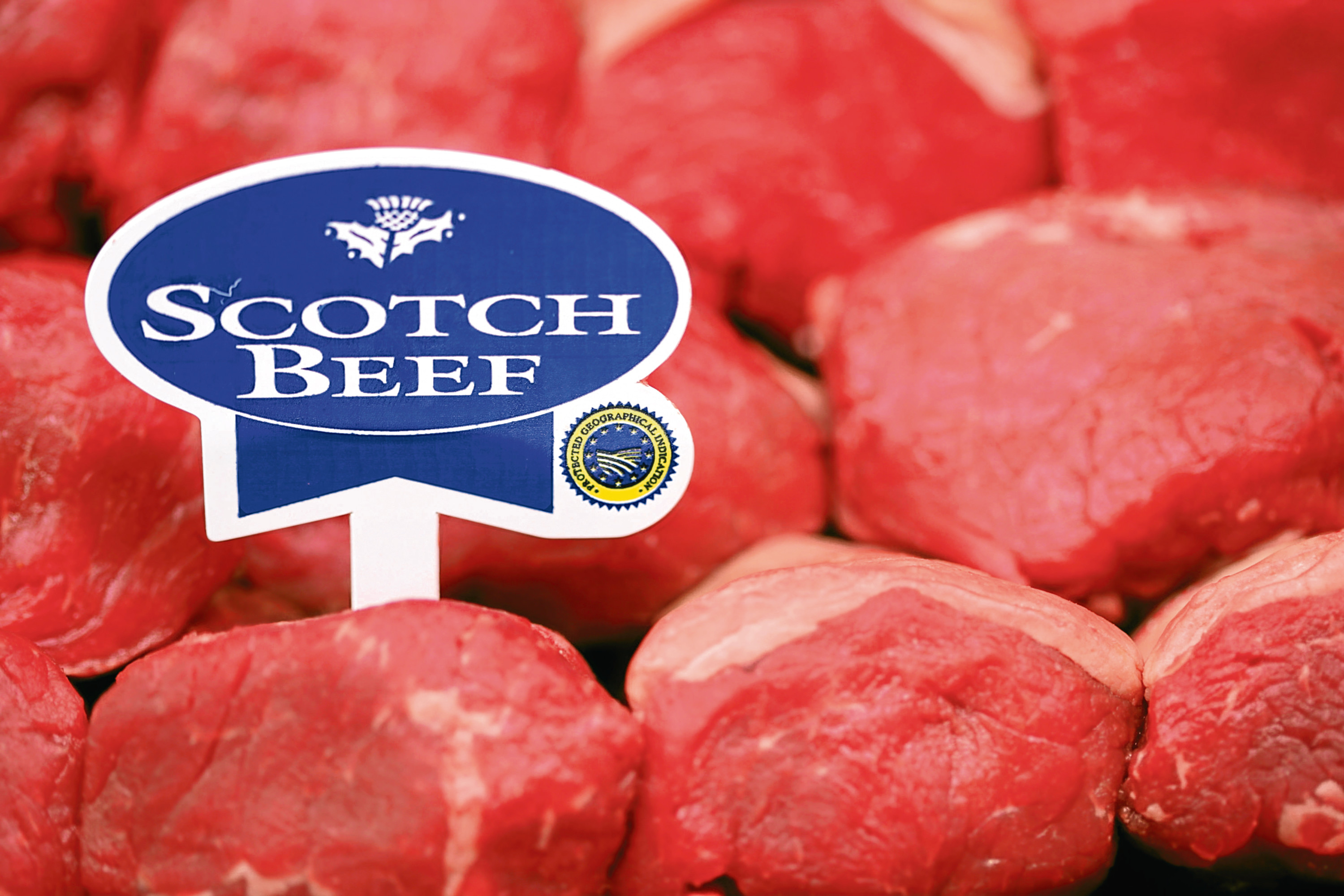Scotch Beef could soon be exported to China again