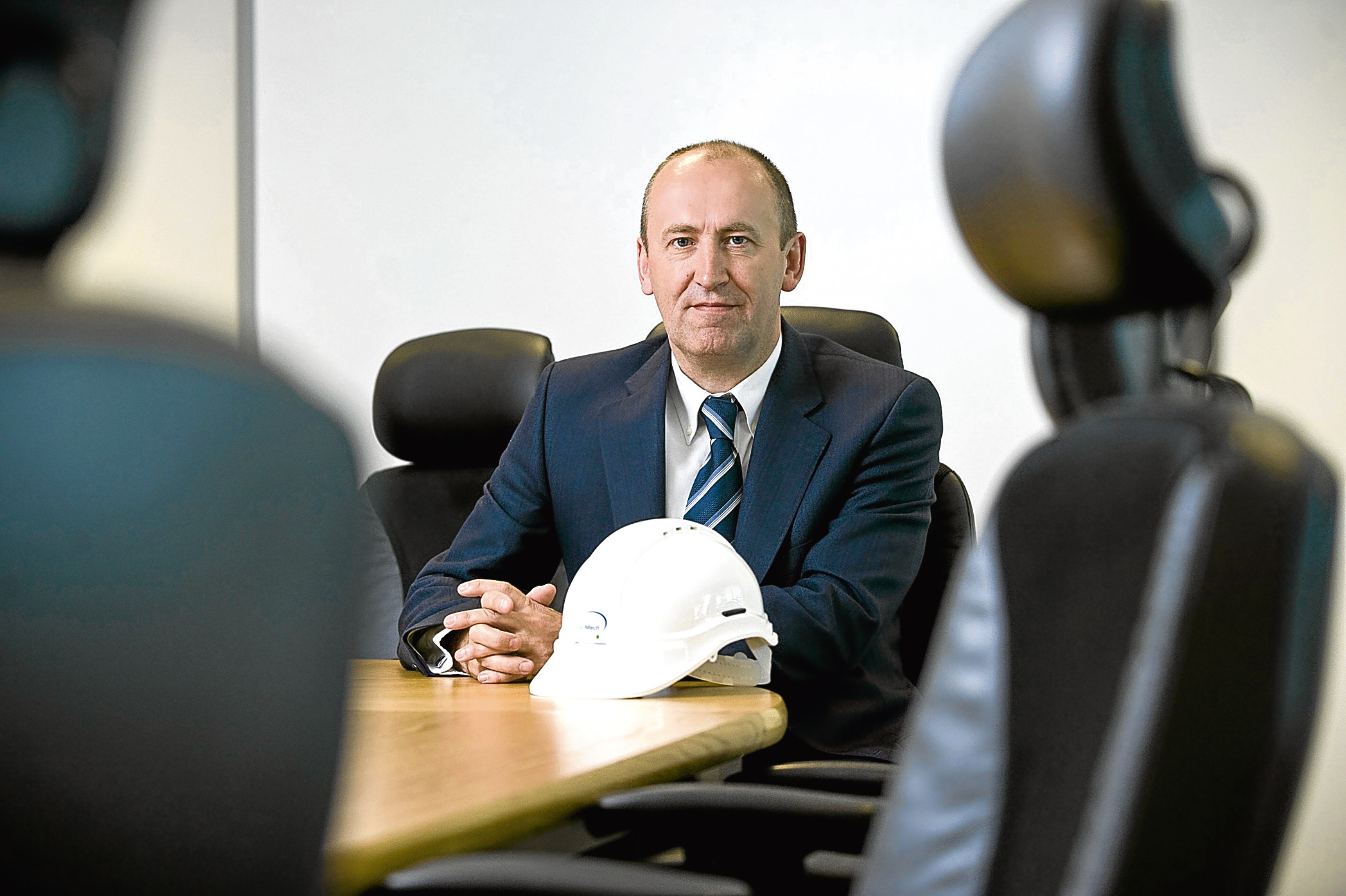 Enermech acquires of EPS Group in Australia and the Americas  Caption: Doug Duguid, managing director, Enermech