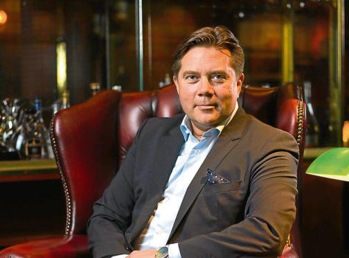 Christian Svantesson of the Single Malt Fund