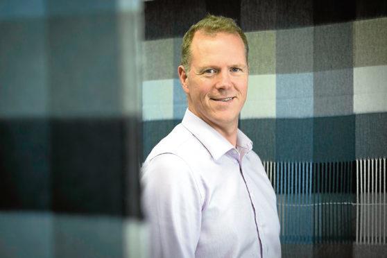 Ian Laird, managing director