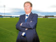 SEASON 2015/2016    PETERHEAD    Chairman Rodger Morrison