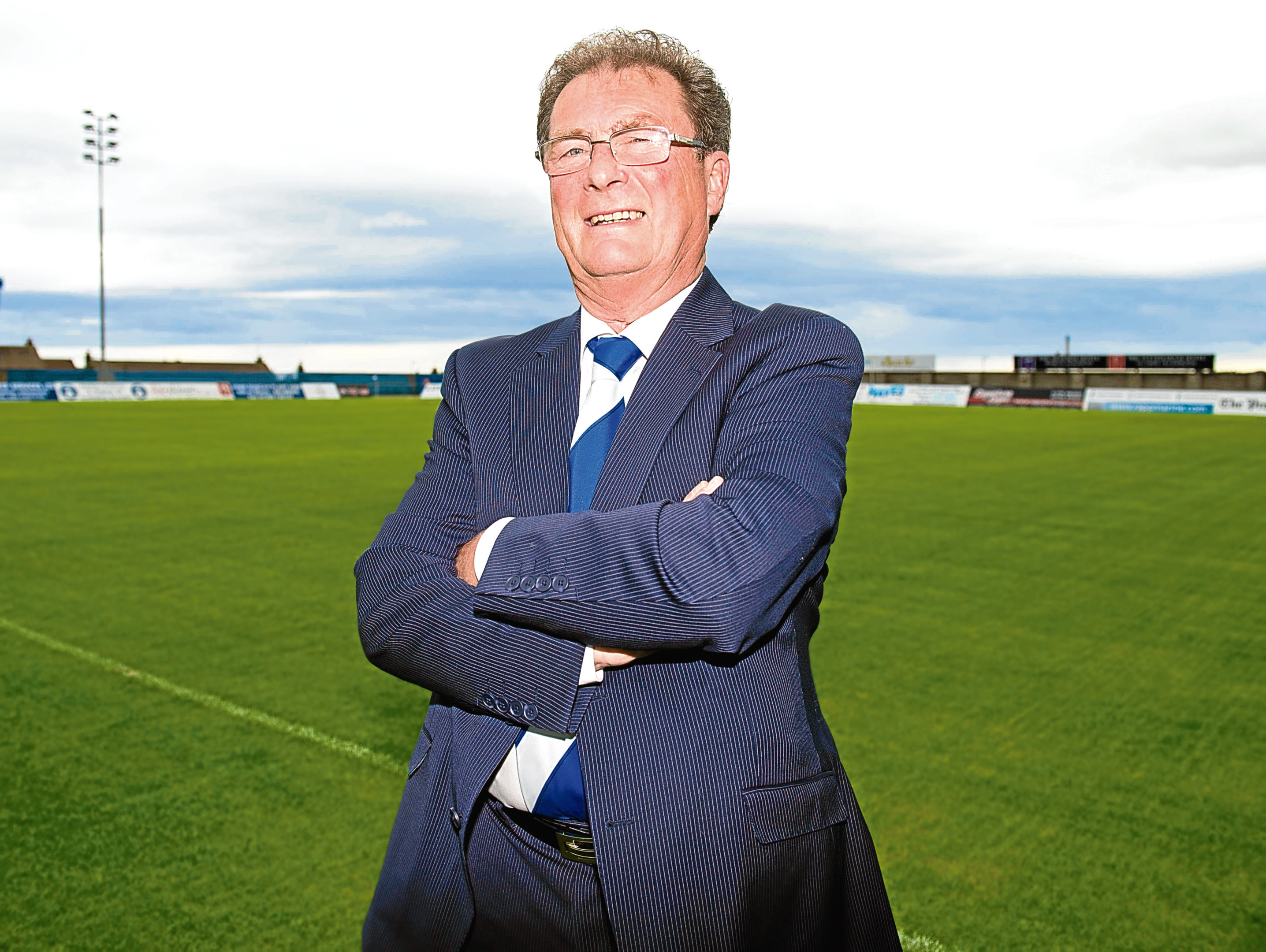 SEASON 2015/2016    PETERHEAD    Chairman Rodger Morrison