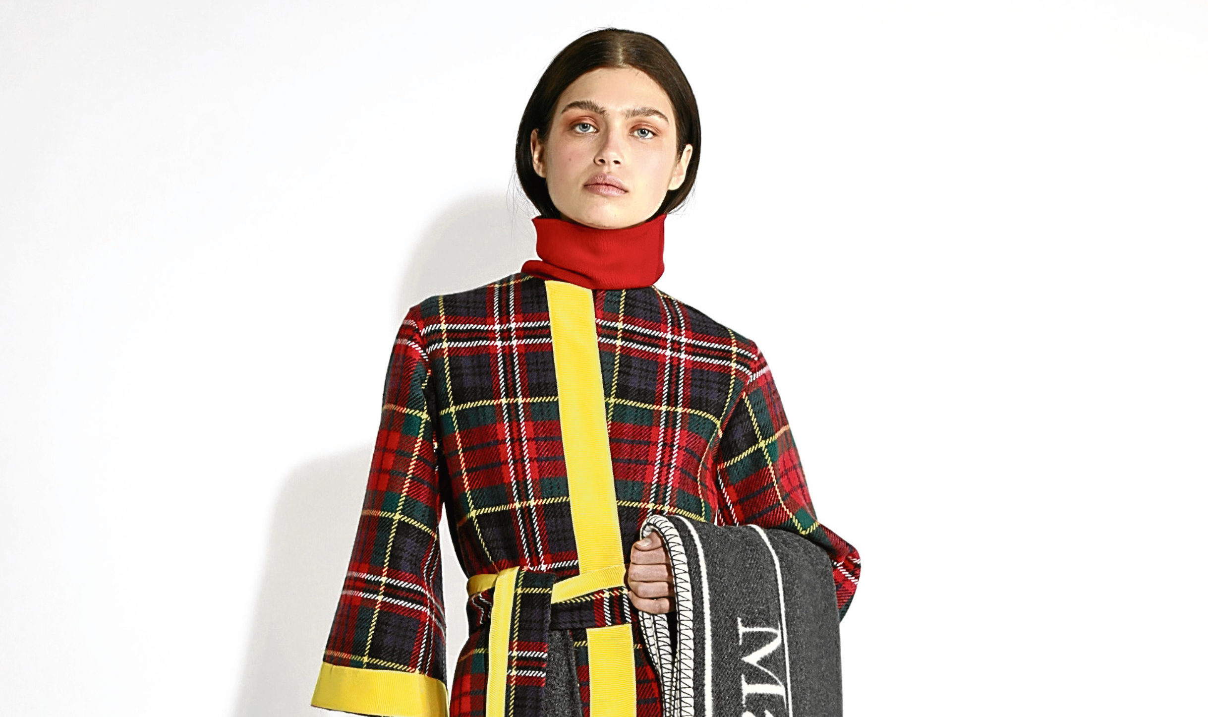 Johnstons of Elgin at London Fashion Week 2018  SUBMITTED from J o E