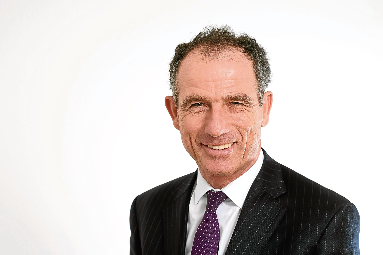 Scottish Land Commission chairman Andrew Thin