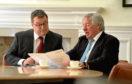 Keith Skeoch & Martin Gilbert, Chief Executives of Standard Life Aberdeen plc