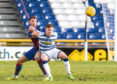 Caley Thistle defender McKay falls to yellow peril​