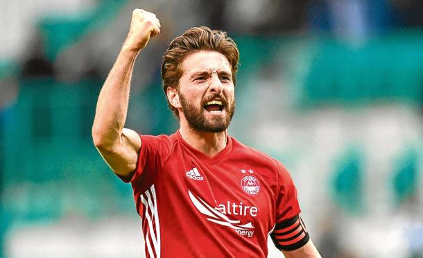 Graeme Shinnie for Aberdeen.