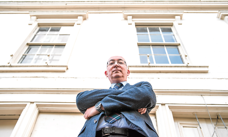 Councillor Marc Macrae.