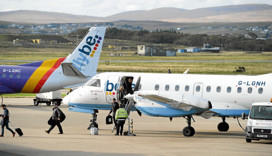 Highlands and Islands Airports move to centralise air traffic control could result in job loss