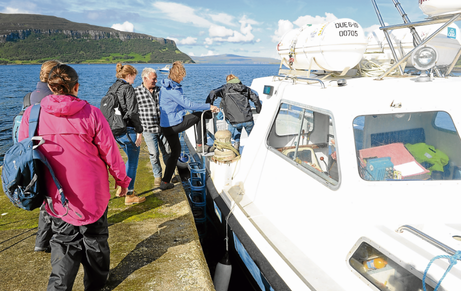 Skye tourist hotspots to get nearly £500K for new facilities
