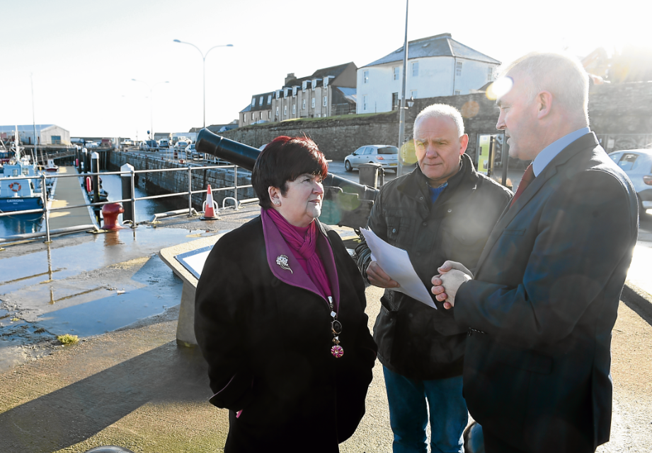 Grieving mother makes plea to First Minister