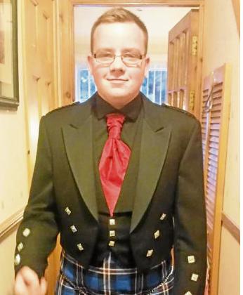 20-year-old Kyle Robertson