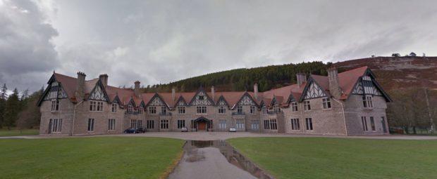 Mar Lodge Estate near Braemar, Aberdeenshire.