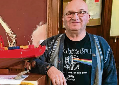 Men's shed have proved a huge success in tackling social isolation.