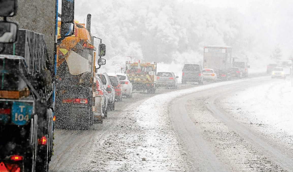 Aberdeenshire Council's infrastructure boss has said communication is the most vital tool in coping with another severe winter