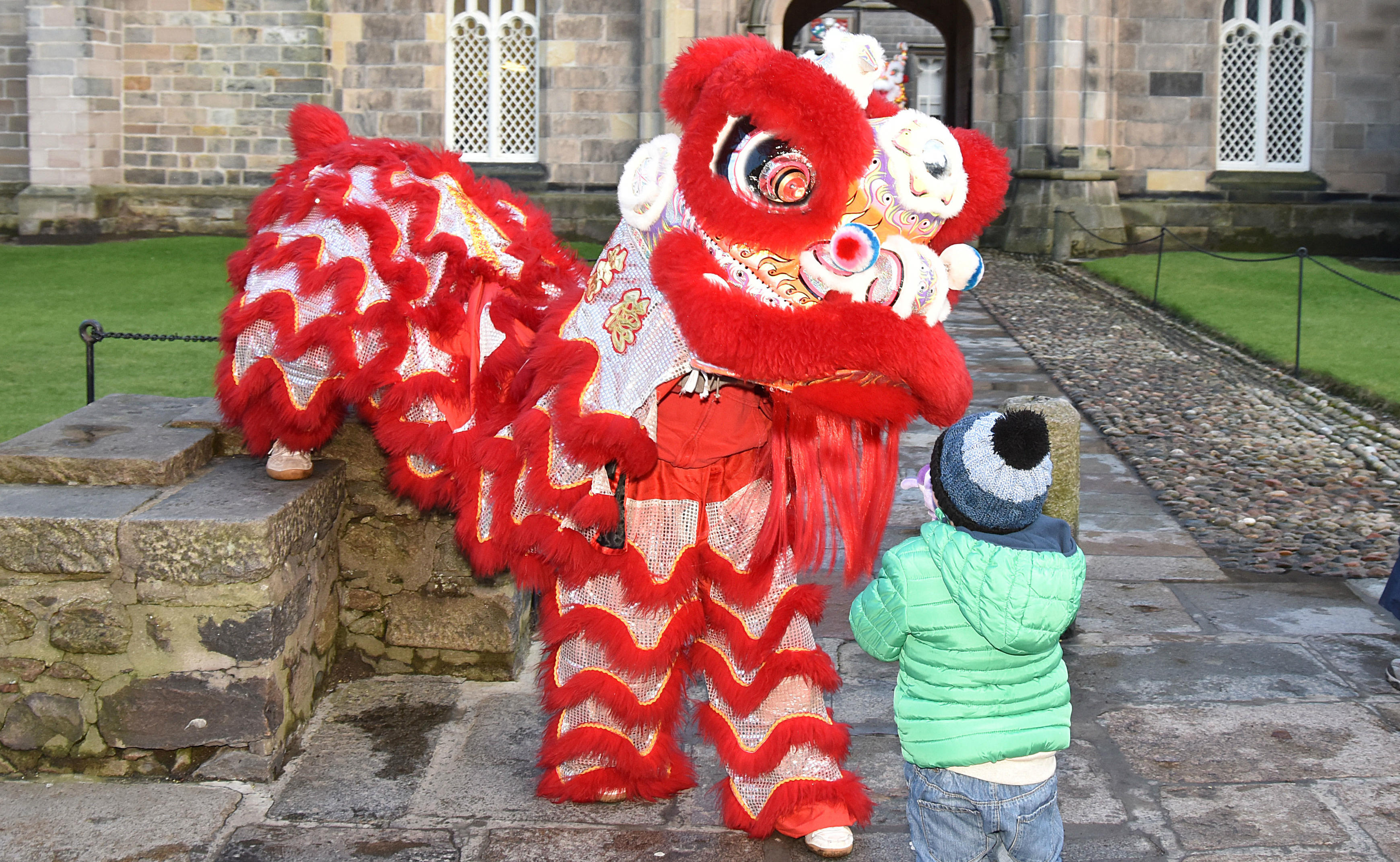 Aberdeen prepares for Chinese New Year festivities